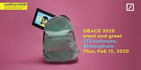 DBACE 2020: Birmingham Meet & Greet tickets