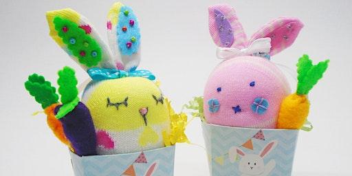 Easter Sock Bunny Workshop