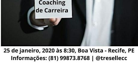 Coaching de Carreira com a Giselle Gomes ingressos