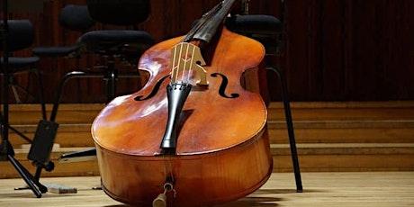 Concierto de contrabajo y piano (Viernes 31 de enero a las 20:30h) entradas