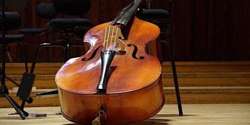 Concierto de contrabajo y piano (Viernes 31 de enero a las 20:30h)