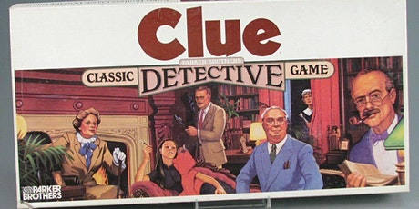 """Live Action Game of """"Clue""""® and Scavenger Hunt tickets"""