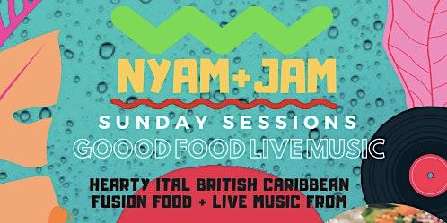 | VIBITEZ | NYAM+JAM Sunday Sessions x Whitstable