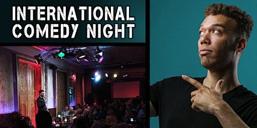 Salzburg English Comedy Night