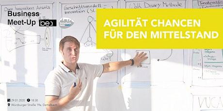 Agilität. Chancen für den Mittelstand be content featuring PreVision Tickets