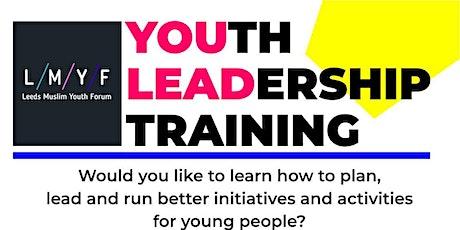YOUTH LEADERSHIP TRAINING tickets