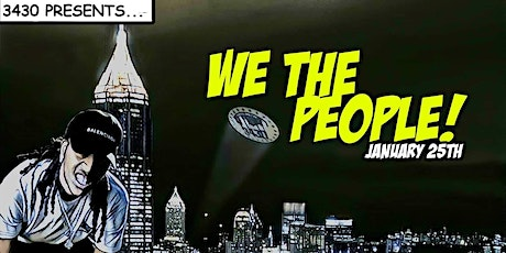 3430 Presents: We The People tickets