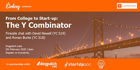 From College to Start-up: The Y Combinator tickets