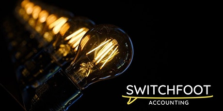 Improve Your Cashflow using Xero Online Sessions - SwitchFoot Accounting tickets