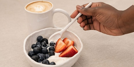 Not Yet Perfect- Pottery Hand building, Create your own Breakfast set tickets
