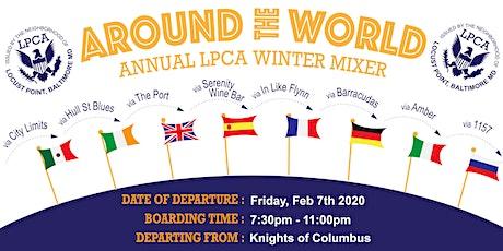 LPCA Winter Mixer- Winter Around the World Mixer  tickets