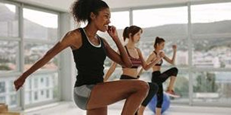 HIIT class for ladies tickets