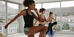 HIIT class for ladies