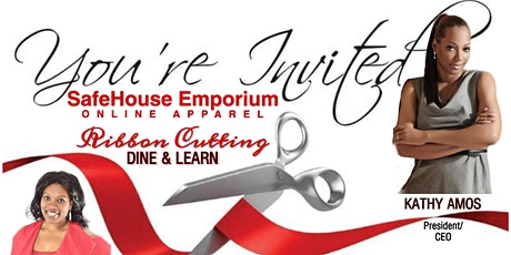 BE Mississippi Dine &  Learn and Ribbon Cutting tickets