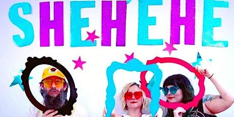 Shehehe - Hayride- Five Eight tickets