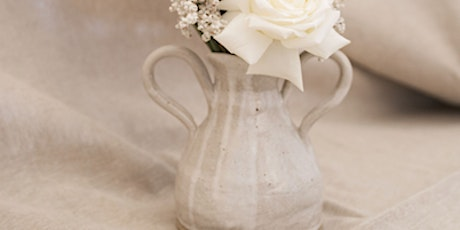 Not Yet Perfect- Pottery Hand building, Create your own Vase tickets