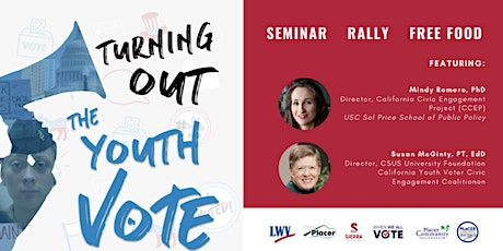 Turning Out the Youth Vote tickets