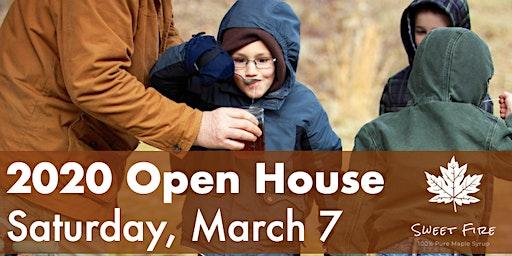 2020 Sweet Fire Open House