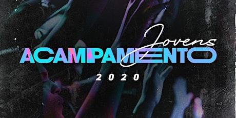 ACAMPAMENTO DE JOVENS IEQ LIMEIRA 2020 ingressos