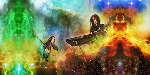 Silas & Saski / Silas Neptune (Ozric Tentacles) - Glastonbury