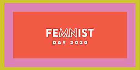 FeMNist Day - Showcase 2020 tickets