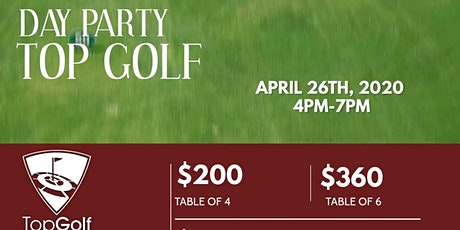 Tri-City Day Party at Top Golf tickets