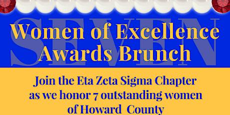 Seven Women of Excellence Brunch tickets