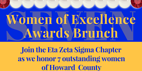 Seven Women of Excellence Brunch