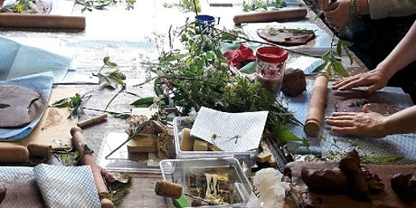Botanical Tile Workshop - morning class tickets