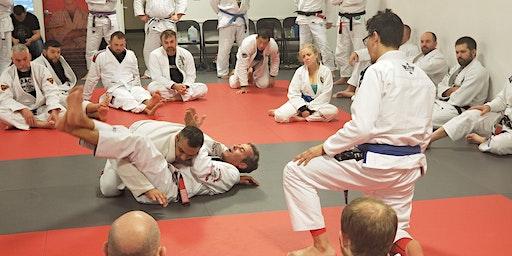 Master Pedro Sauer Brazilian Jiu Jitsu Seminar In Milwaukee Wisconsin