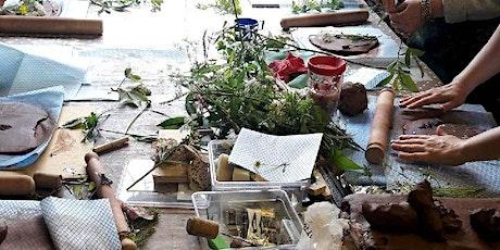 Botanical Tile Workshop - afternoon class tickets