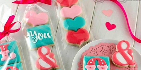 Valentine Cookie Decorating  tickets