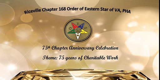 75th Chapter Anniversary Gala