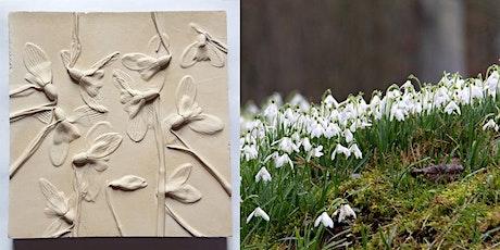 Snowdrop Tile Workshop  tickets