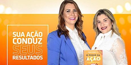 O Poder da Ação com Andréa Loureiro e Kiria Goveia ingressos