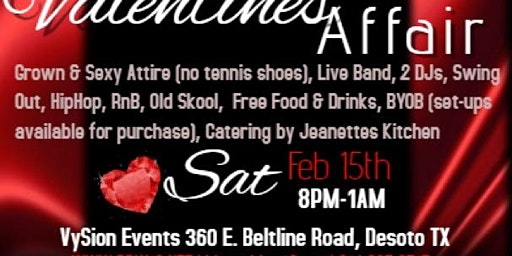 Valentine's Affair 2020