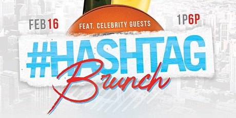 The #Hashtag Brunch tickets