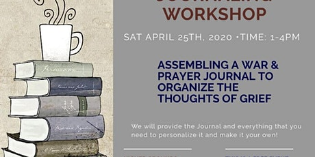 Bo's Journaling Workshop tickets