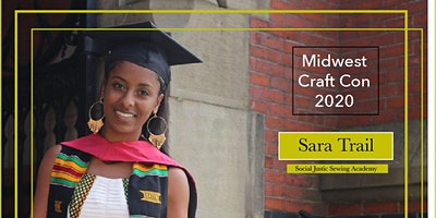 Midwest Craft Con presents Sara Trail of Social Justice Sewing Academy