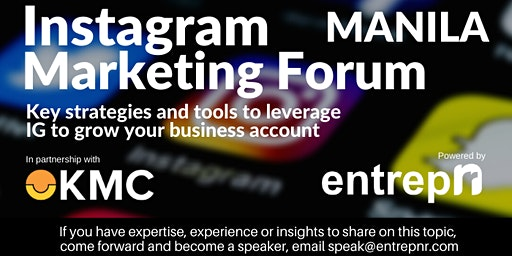 Instagram Marketing (Manila)