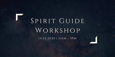 Spirit Guide Workshop