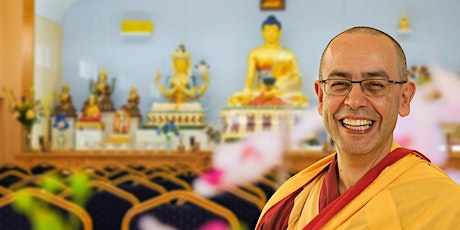 FREE TALK with Buddhist Monk: Inspiring Solutions for Difficult Times tickets