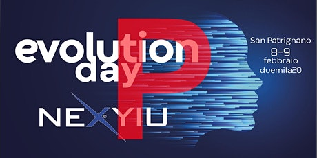 Prenotazione parcheggio Nexyiu Evolution Day biglietti