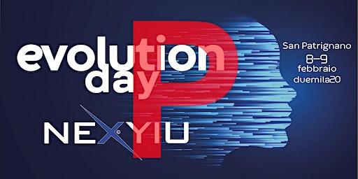 Prenotazione parcheggio Nexyiu Evolution Day