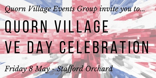 Quorn VE Day Celebrations