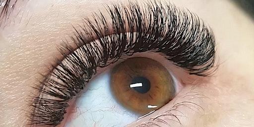Eyelash Extensions Certified Training