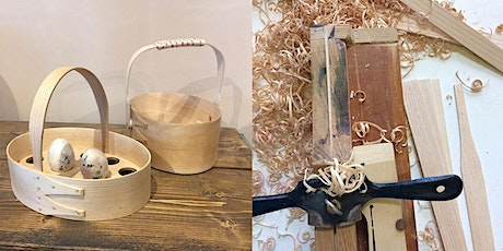 Shaker Style Tray & Carrier or Box Making Workshop tickets