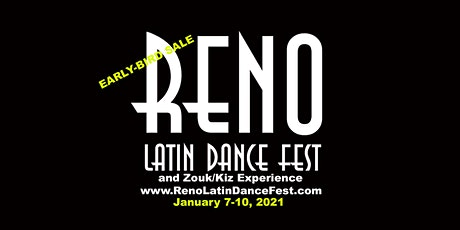 2021 Reno Latin Dance Fest & Zouk and Urban Kiz Experience tickets