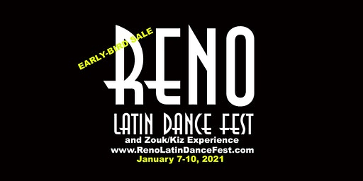 2021 Reno Latin Dance Fest & Zouk and Urban Kiz Experience