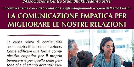 La comunicazione empatica per migliorare le nostre relazioni